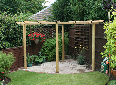 Ordinaire All Patio Design/ Landscapers In Surrey And Berkshire/Fencing